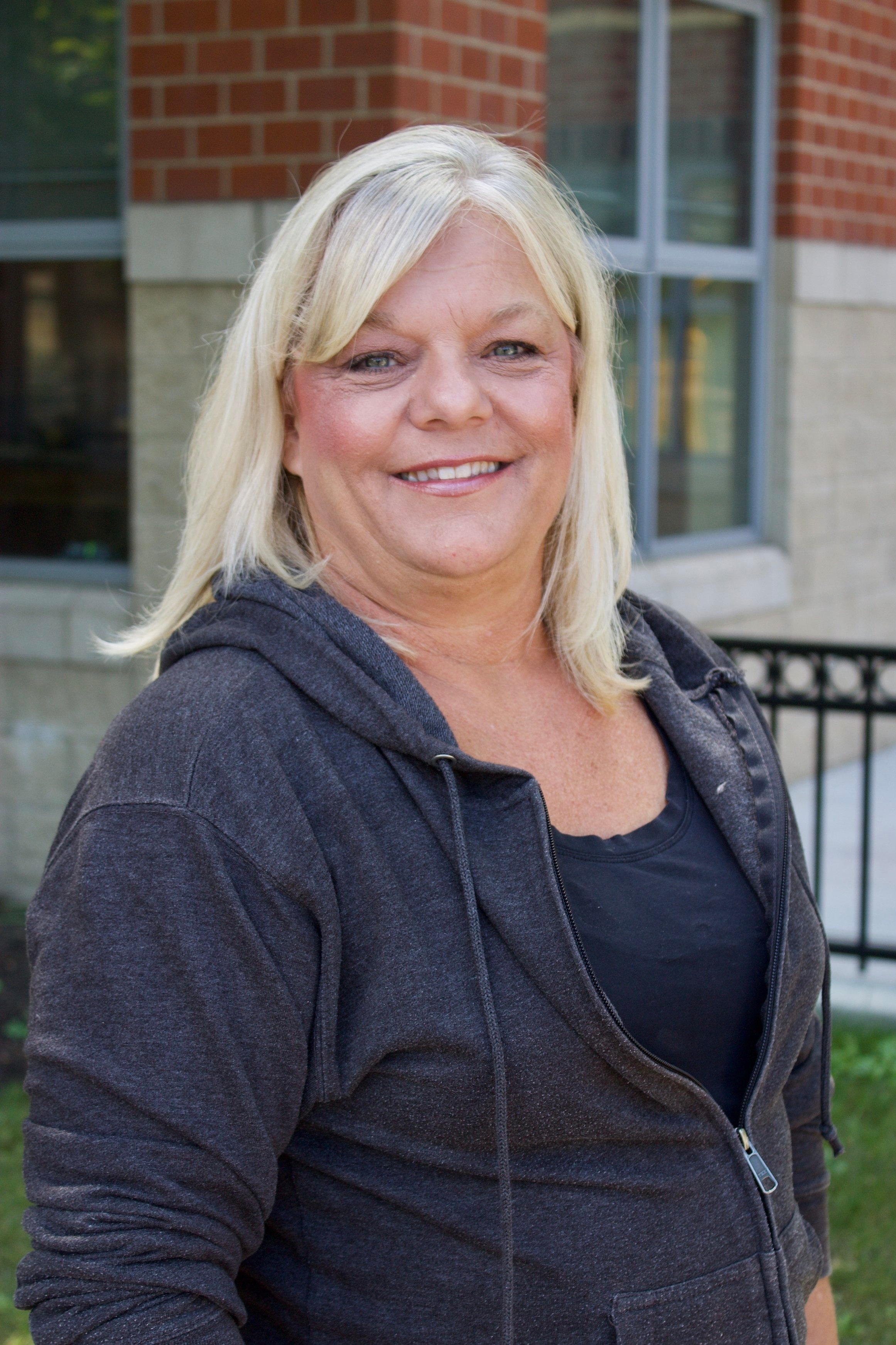 Lisa Kane   - Administrative Assistant to the Director of Enrollment