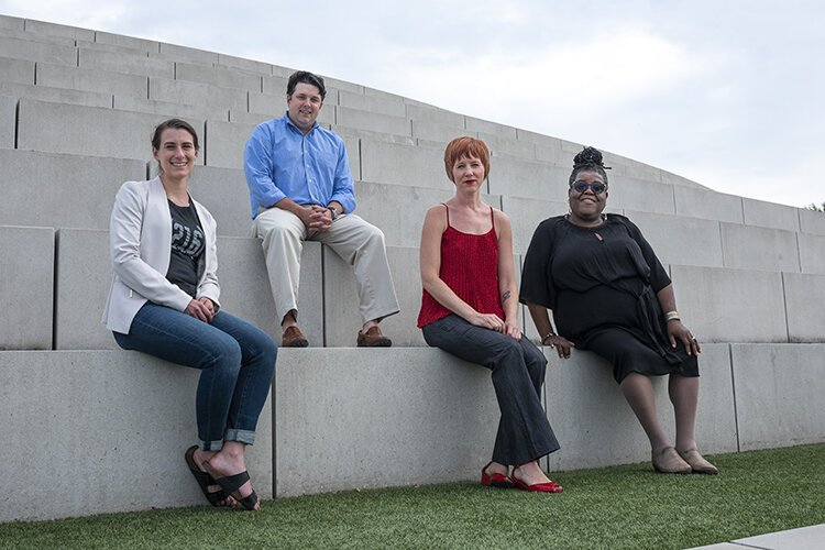 Meet the #Fresh4, Innovative Thinkers Making a Difference - They're creative. They're courageous. They're resilient. They're the #FreshFour, a group of talented professionals making a difference locally.(photo credit: Bob Perkoski)Read More Here