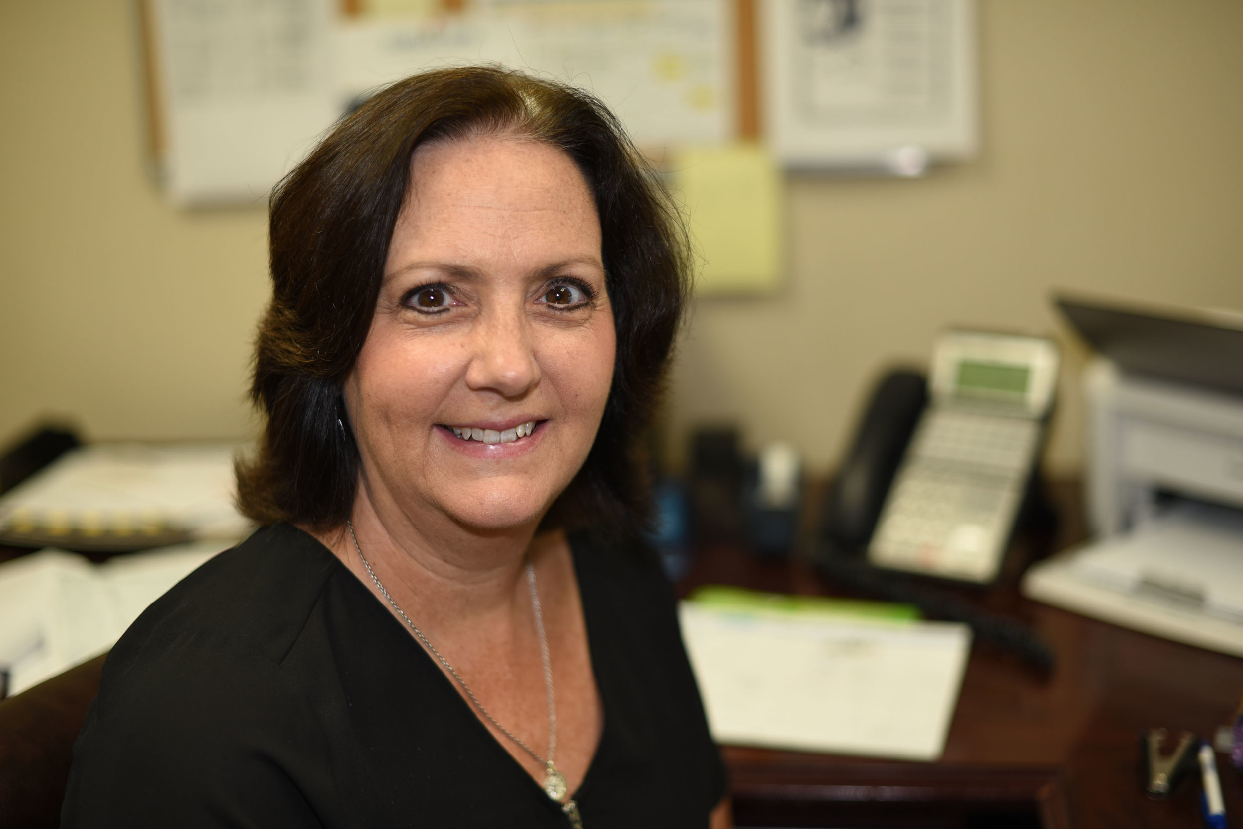 Jana Simpson   Finance Secretary