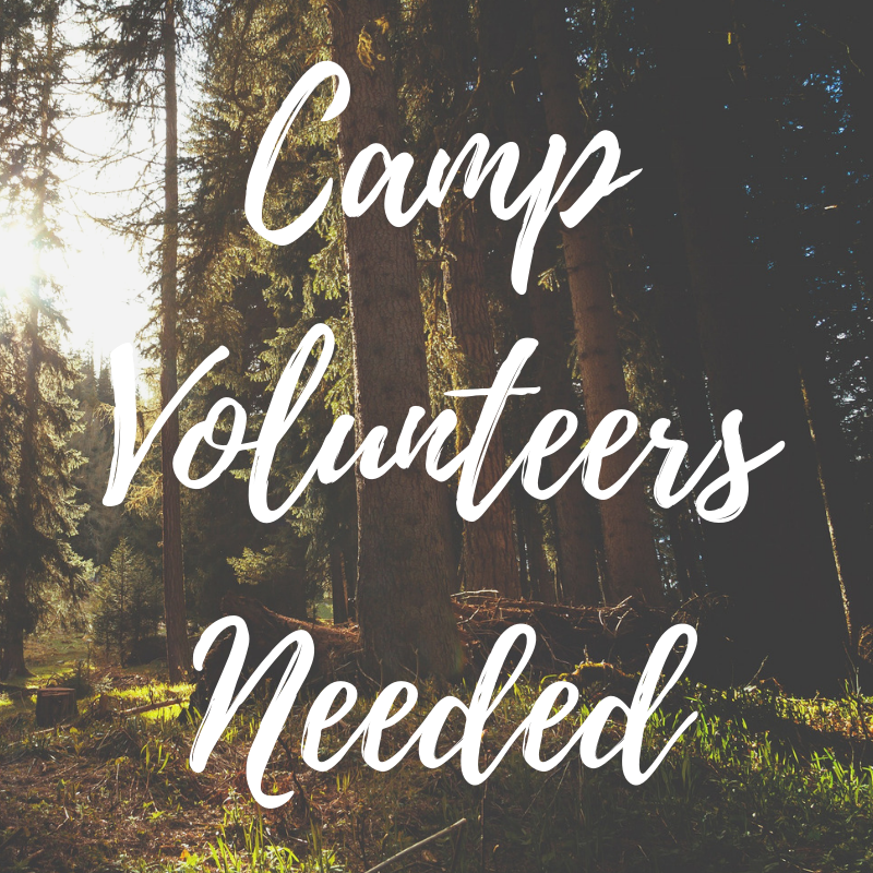 The First Church Youth Ministry is looking for a female volunteer with a love for Christ and a passion for kids to go to Dayspring, our high school camp! The camp dates are July 8th-12th. If you are interested in volunteering, please contact youth director Ridge Kennedy.