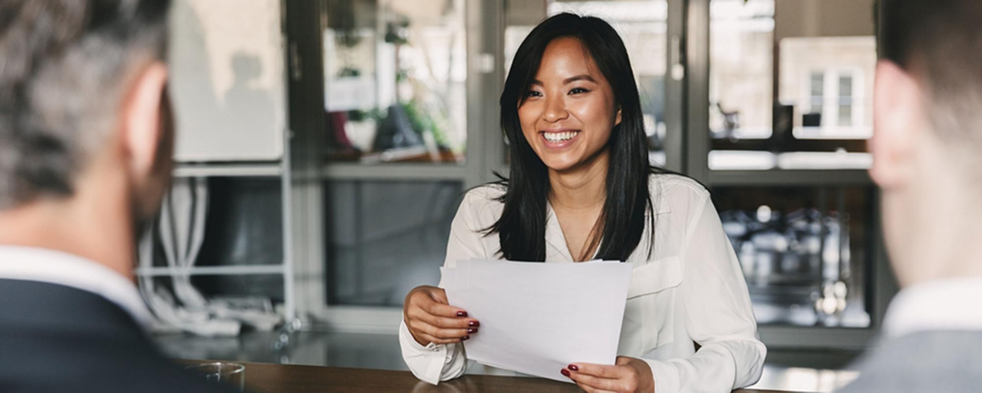 Skill 23:  Job Interviews
