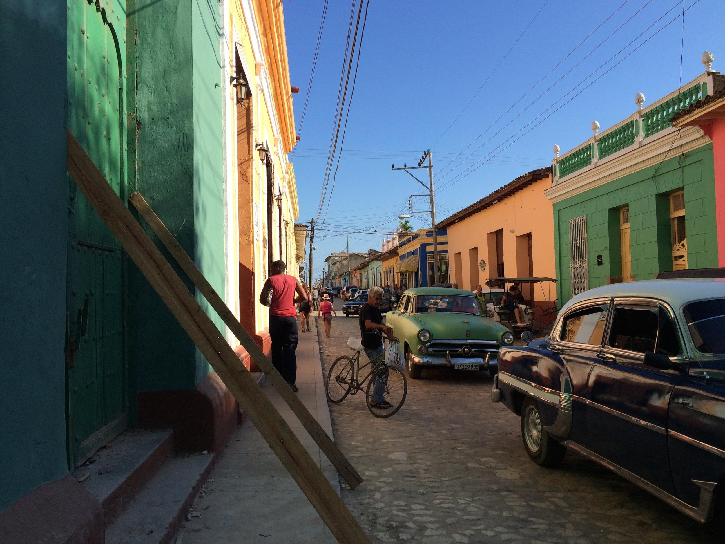 Trinidad, Cuba (2014)
