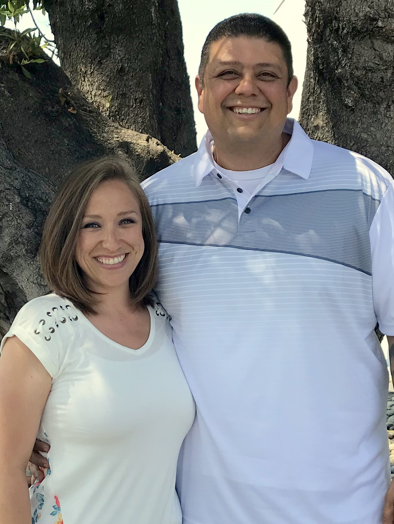 Steven and Sophia Gonzales are happy after enjoying recovery from alcoholism as a couple.