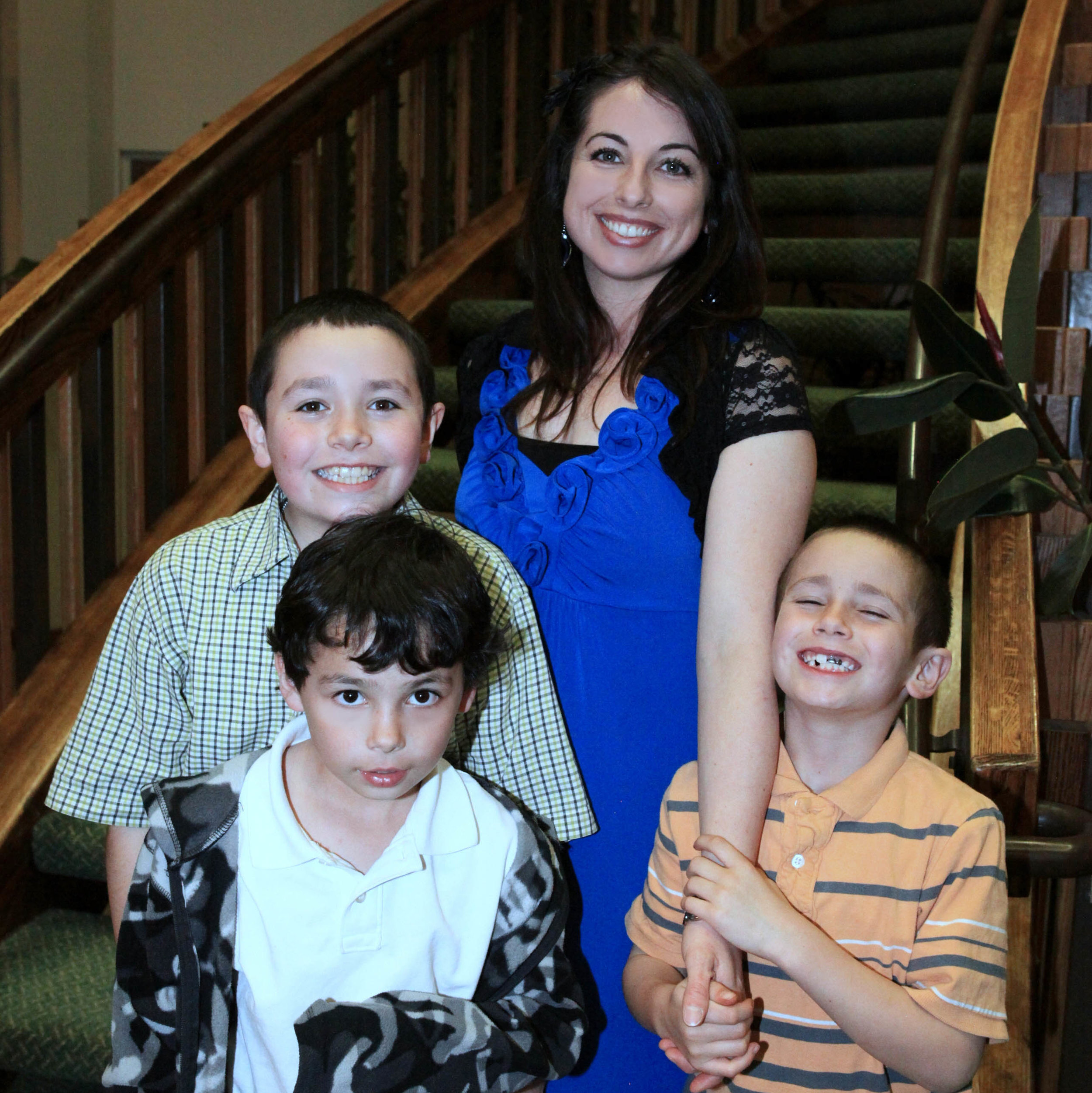 Theresa and her three boys have new hope after she got the recovery she needed at Teen Challenge NorWestCal Nevada.