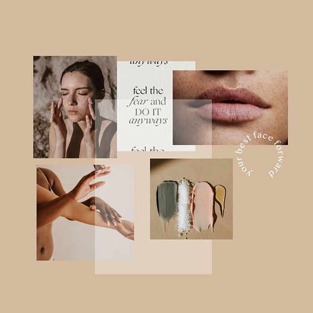 Happy Mondaaaaaayy ✨ We developed this mood board for a potential online marketing campaign concept, where we hope to explore an approach to the medical aesthetics industry that is earthy + intimate 〰️ stay tuned ✌🏻 •  #hamont #yyz #creative #creativestudio #logodesign #branddesign #branding #brandconsulting #brandidentity #creativeagency #boutiqueagency #brandingagency #gooddesign #graphicdesigner #illustration #photography #photographer #contentcreation