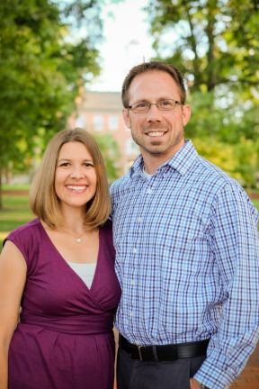 Christy & Chad Helmer, Missionaries for CRU Southeastern OH