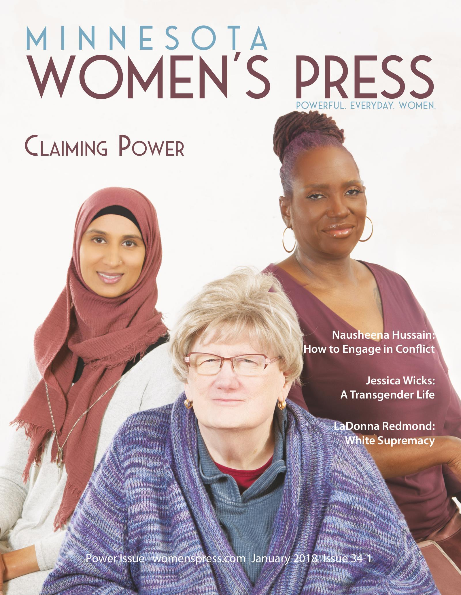 Photo Credit: Minnesota Women's Press