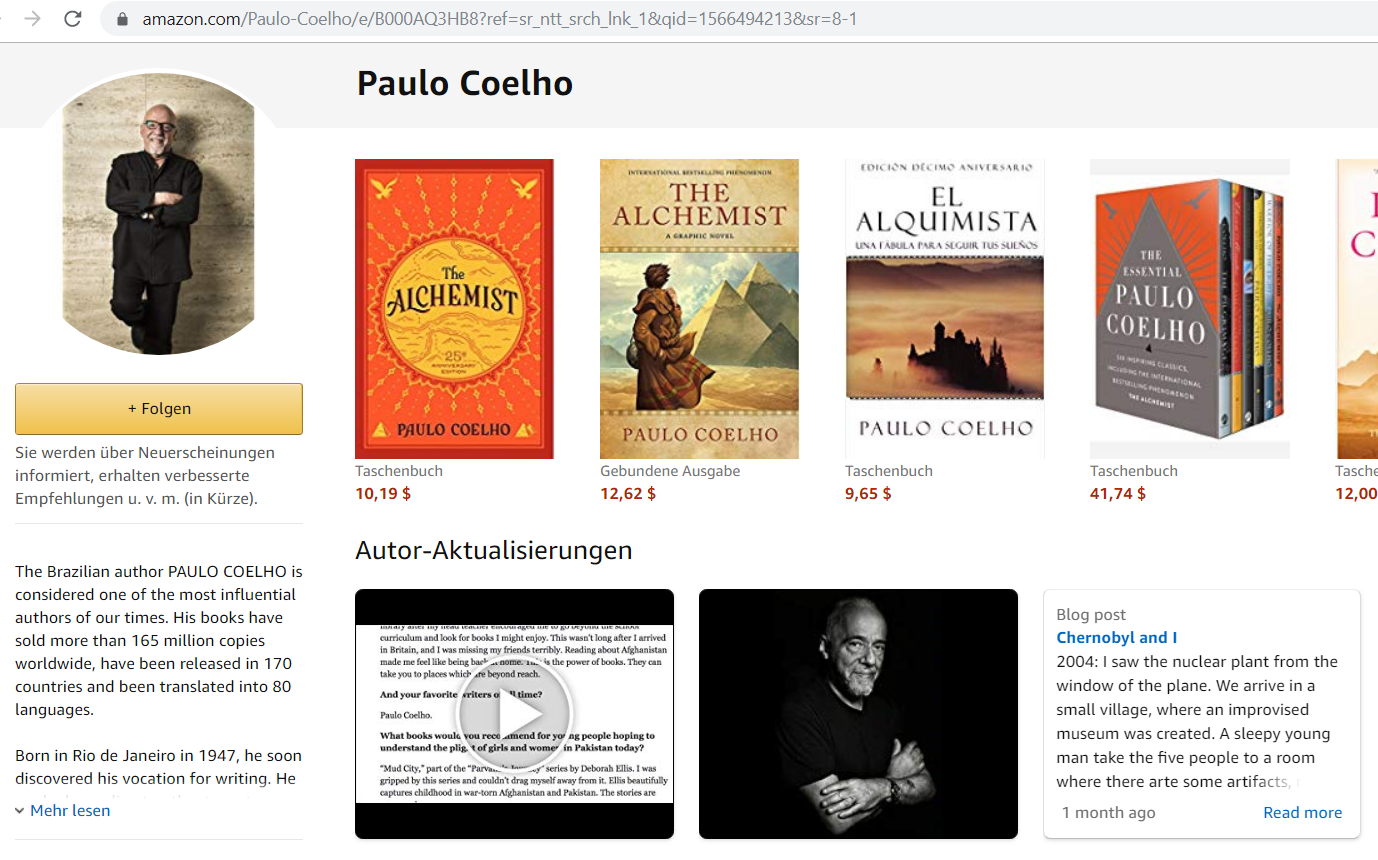 Amazon Author Autorenseite von Paulo Coelho.png