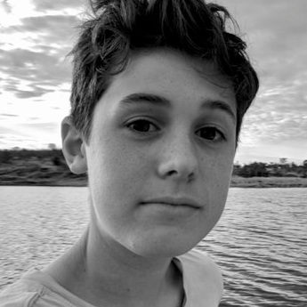 Mikki Wulfsohn (Ferdinand) - Mikki Wulfsohn is a 13-year-old 8th grade student at UCLA Geffen Academy who enjoys classical piano, scuba diving and magic. He previously appeared at Theatre for a Small Space in Waiting for Godot.