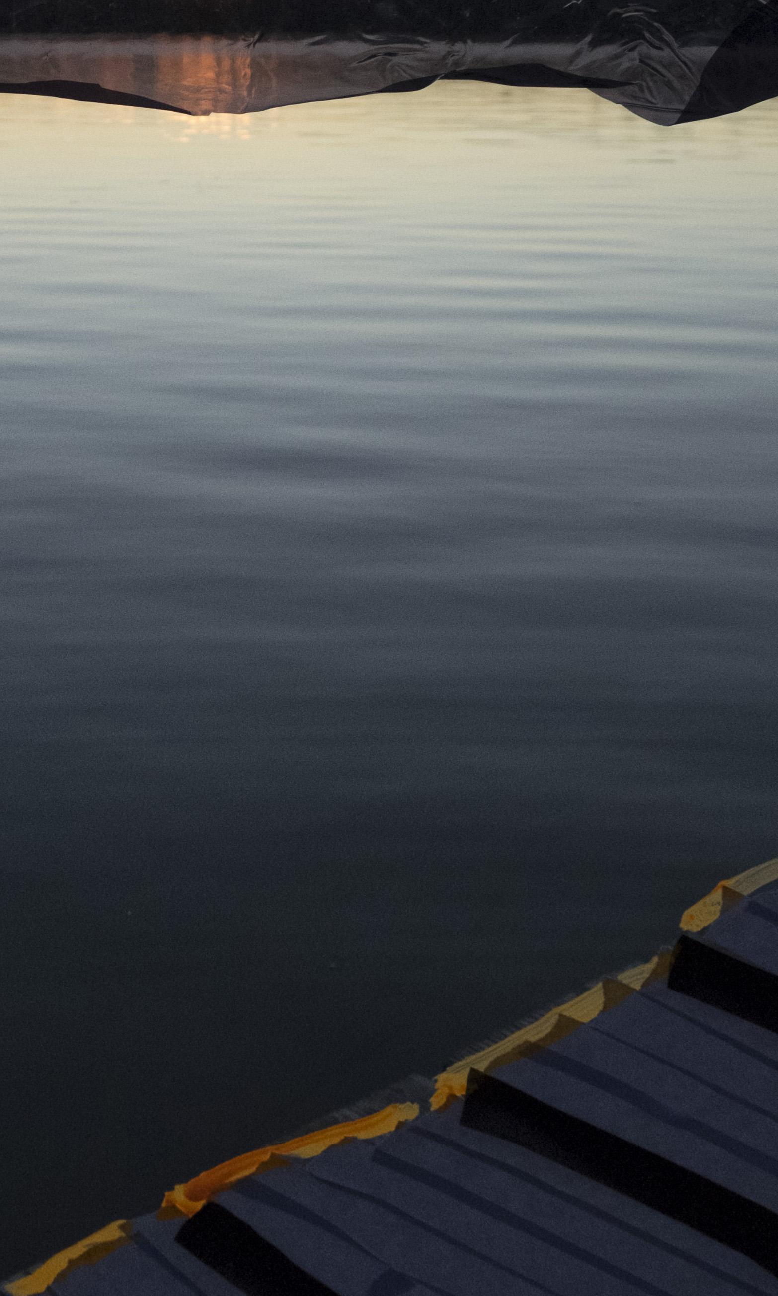 09.08.16 Tofte Lake (Sunset II)