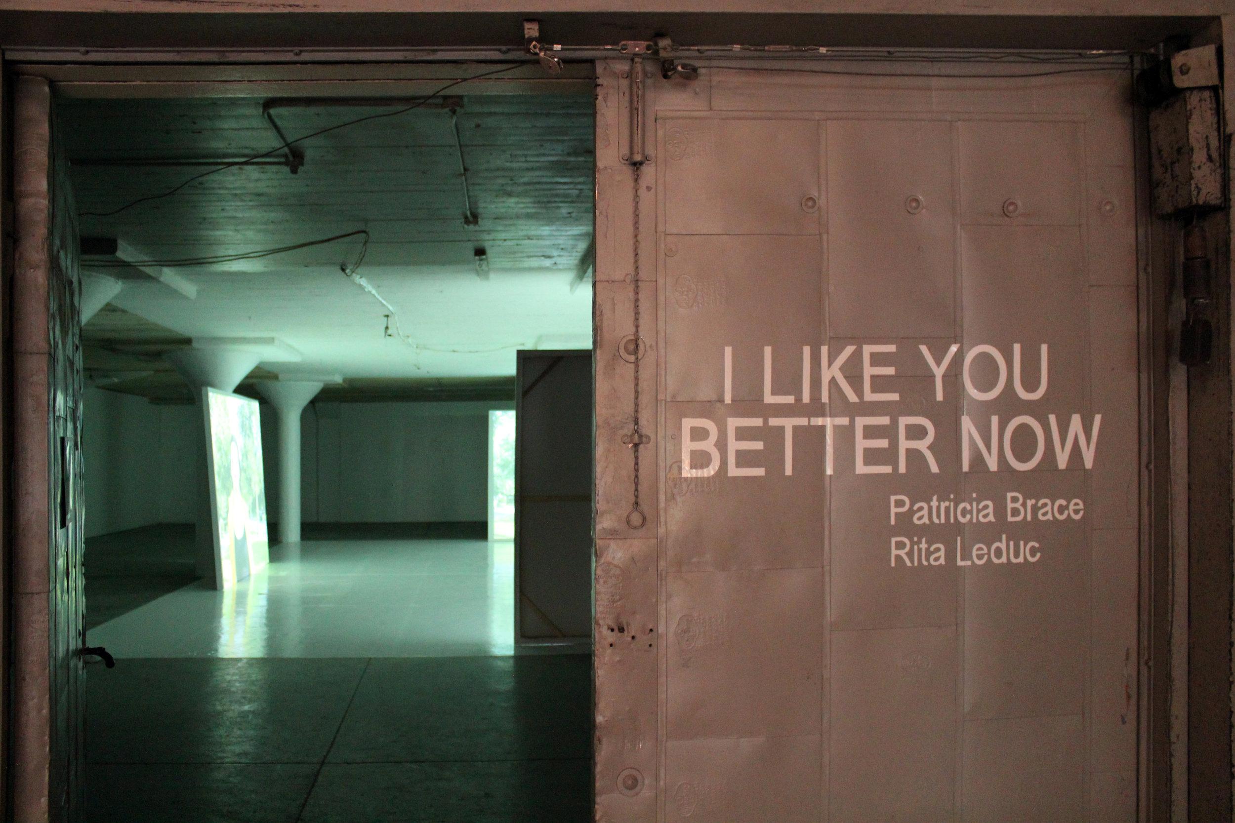 I Like You Better Now