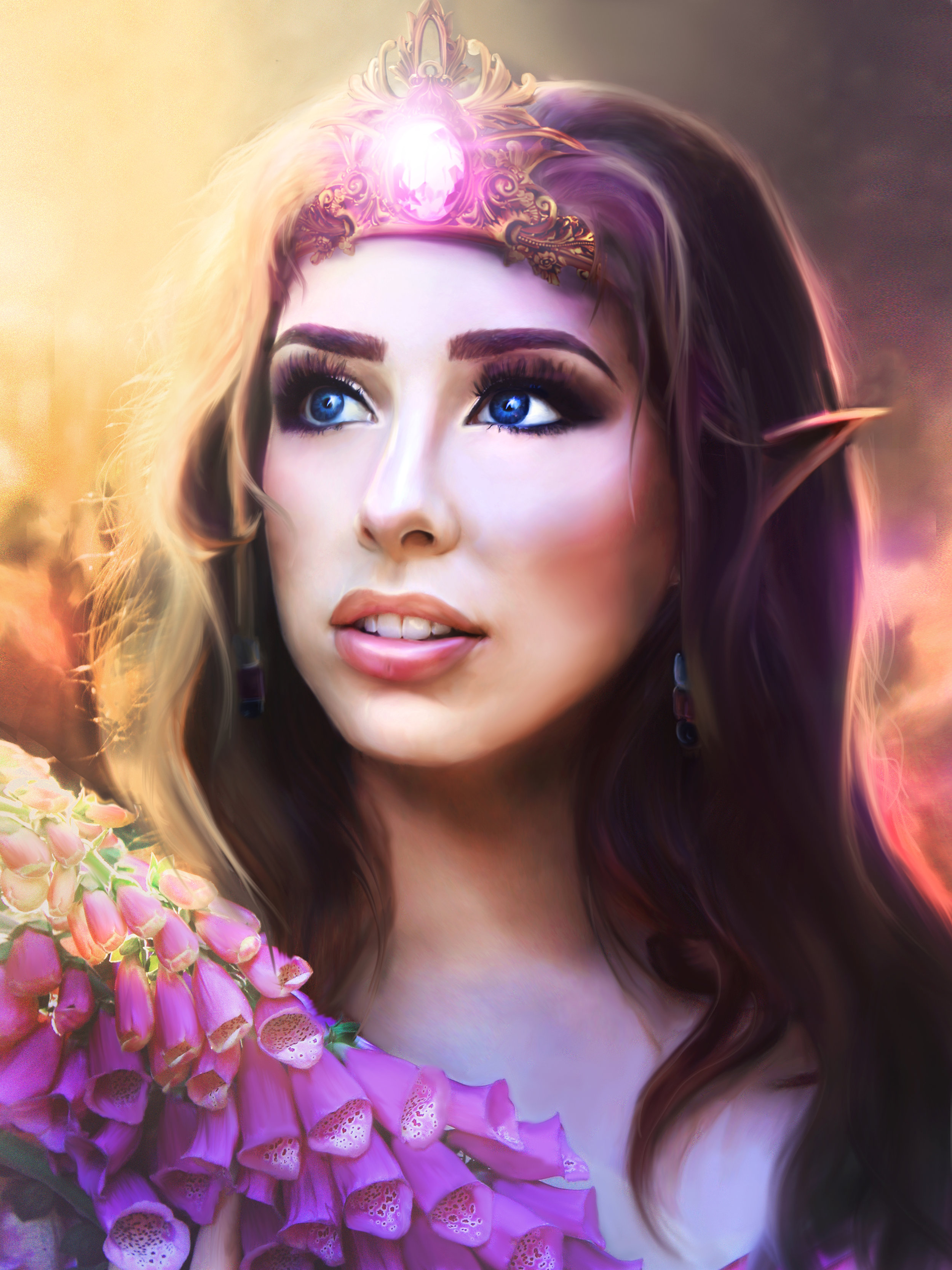 Foxglove Princess
