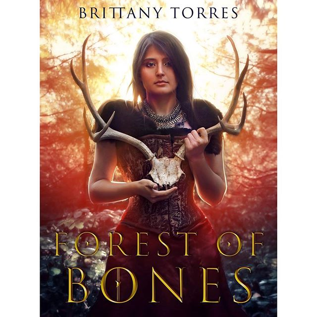 Did you know I make book covers? 📖  Love how this turned out! So thankful for friends who go on crazy photo shoots with me. 📷 & edit: @fantasyinfocus  #bookcover #fantasyinfocus #fantasy #fantasyart #celtic #antlers #deer #fantasyphotography #fantasyart #photoshop #photomanipulation #edit #strongwomen #women#womensupportingwomen