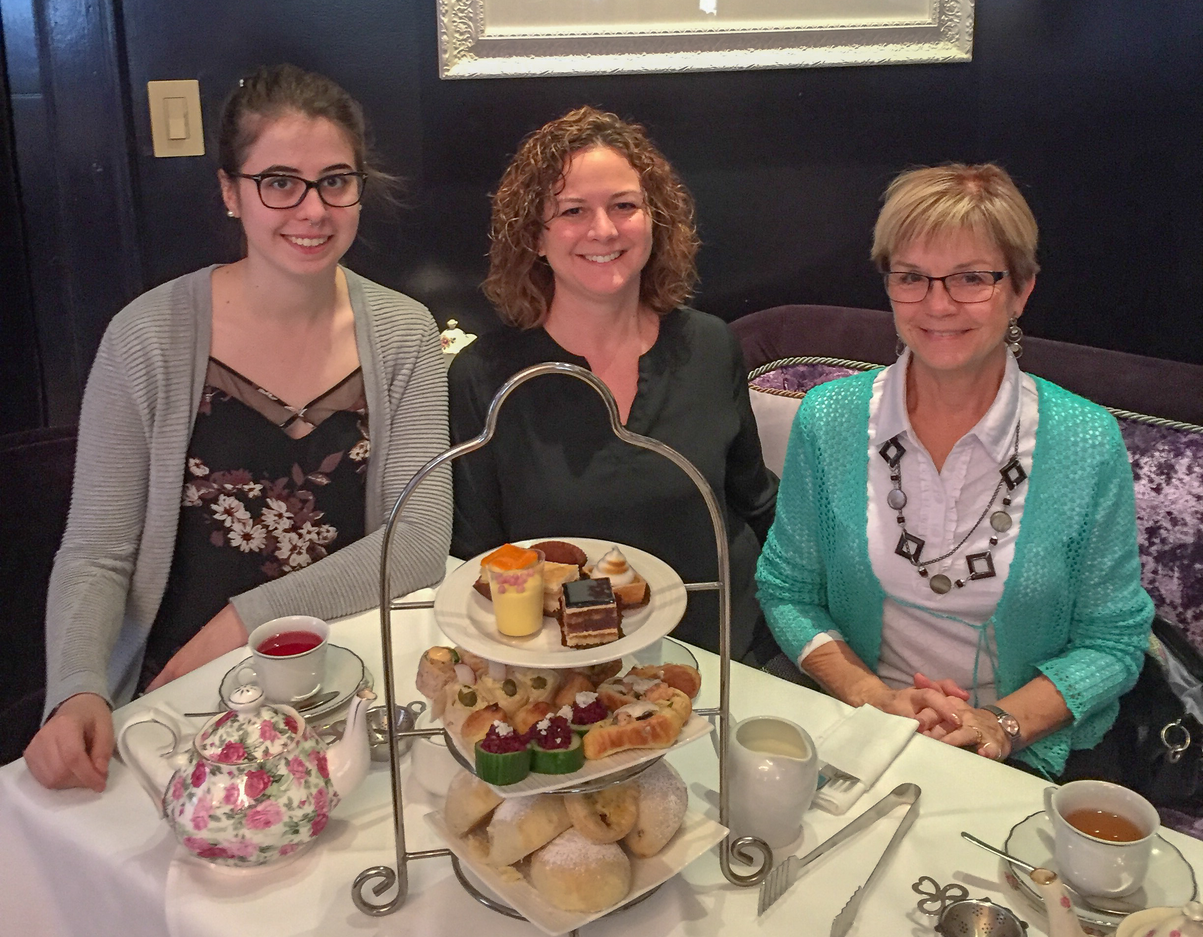 Mother's Day high tea 2017