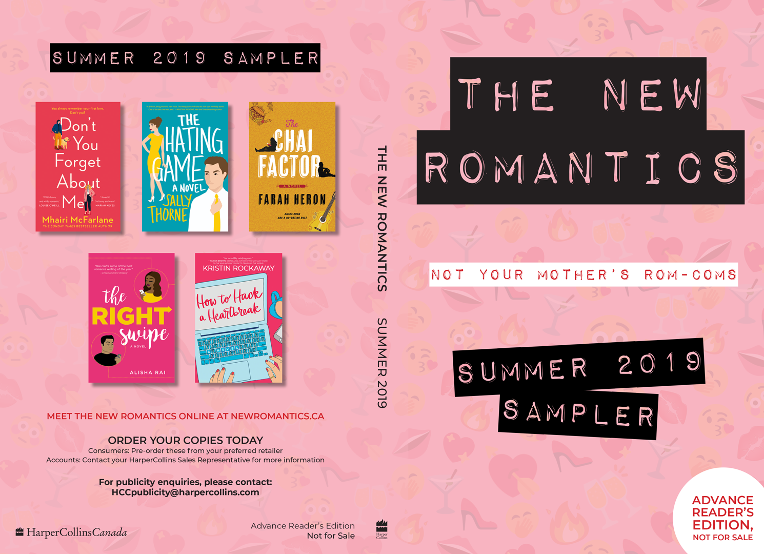 Exclusive Summer Sampler
