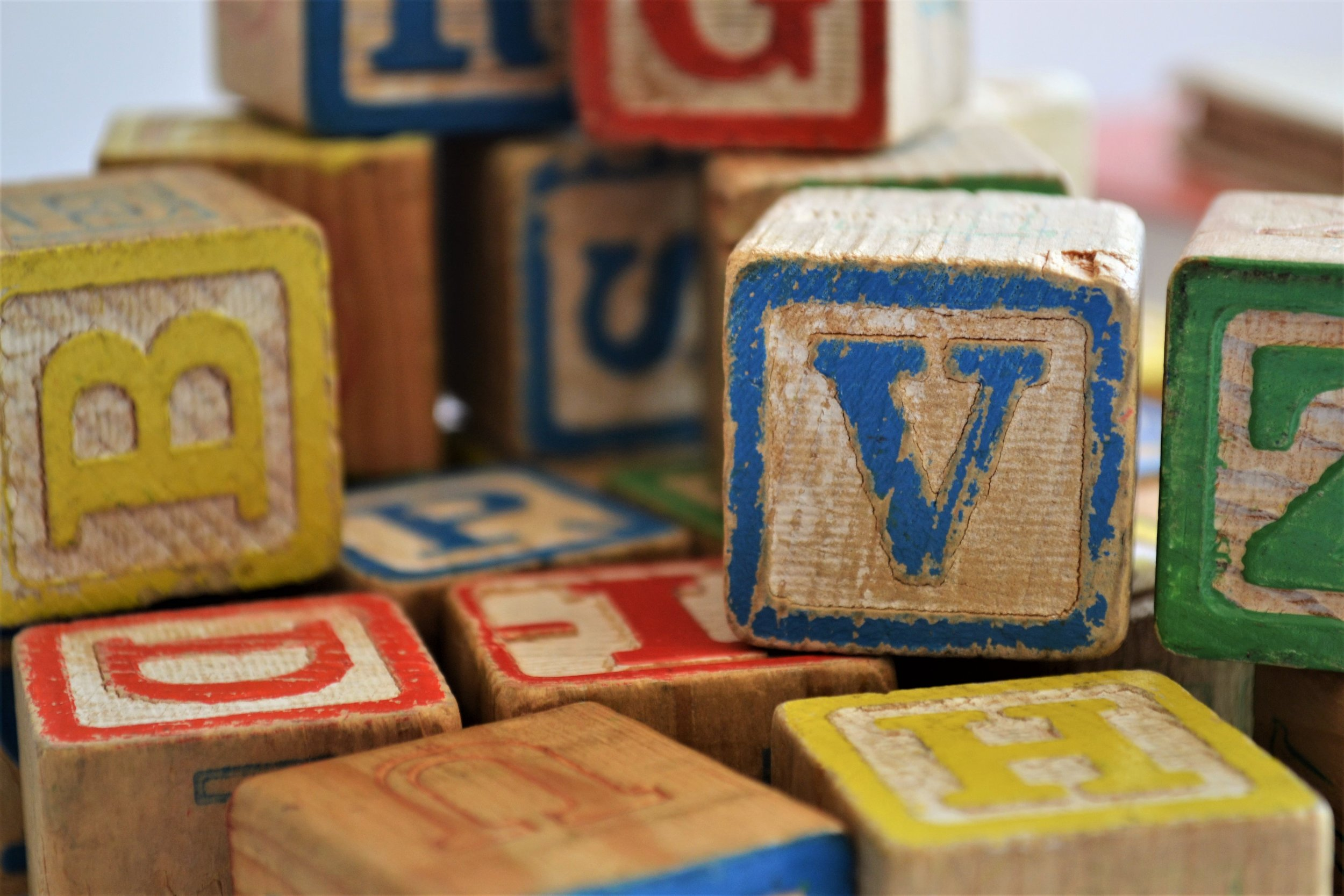 Our building blocks - Just as your child is unique, your program should be too. At On & Up we go by our 4 building blocks in the design of every program, so that each goal paves the way to your child growing, learning & thriving.