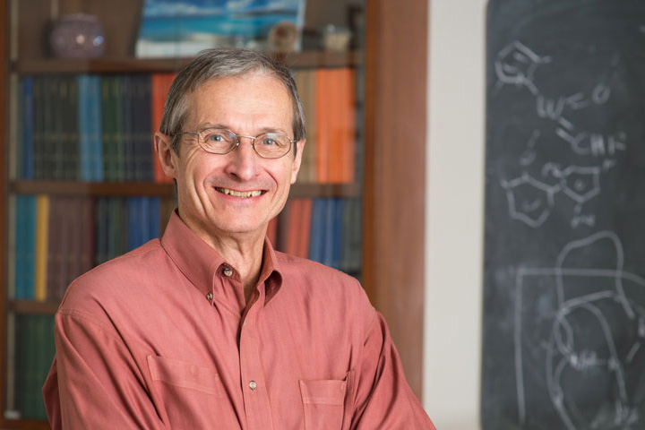 2017-2018 Killian Award Winner  - Richard Schrock, a chemist renowned for his pioneering work in organometallic chemistry, is the recipient of the 2017-2018 James R. Killian Jr. Faculty Achievement Award.Learn more at MIT News.
