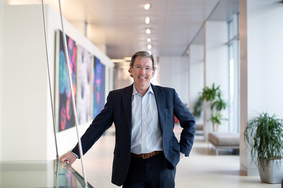 2015-2016 Winner - Tyler Jacks, a pioneering cancer biologist and director of MIT's Koch Institute for Integrative Cancer Research, is this year's recipient of MIT's James R. Killian Jr. Faculty Achievement Award.Learn more at MIT News.