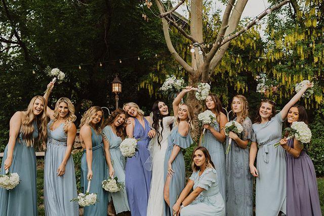 There's no such thing as too many friends 💃🏻✨❤️ . . . . . . . #takkephotography #weddingphotographer #utahweddingphotographer #utahvalleywedding  #bridesmaids #junebugweddings #weddinginspiration #bridesmaidsgoals  #utahwedding #photobugcommunity #weddingideas  #weddingparty #sandiegoweddingphotographer #sanfranciscoweddingphotographer #pnwweddingphotographer #bridegang #bridalparty #elopementphotographer  #californiaweddingphotographer #pnwweddingphotographer #portlandphotographer #seattlephotographer #arizonaweddingphotographer #nevadaweddingphotographer #coloradoweddingphotographer #phoenixweddingphotographer #idahoweddingphotographer #malibuweddingphotographer