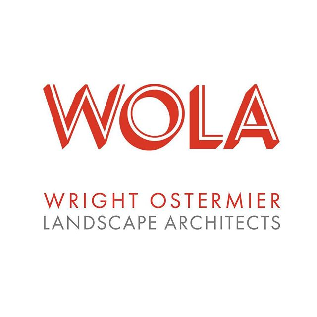 Wright Ostermier Landscape Architects is officially up and running! WO-LA.net for more info!
