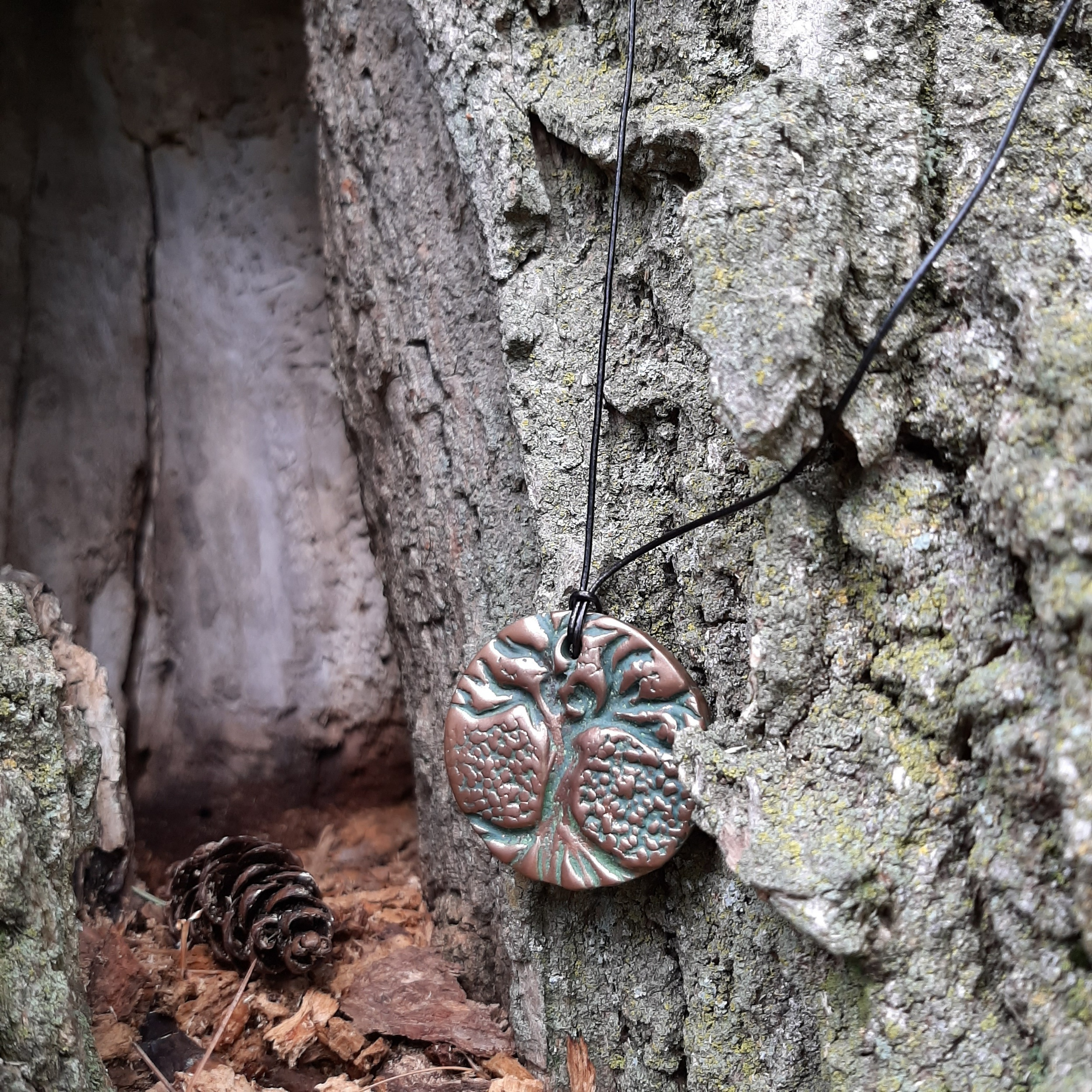 Dryad impression, Southport Park, Kenosha  Status unknown