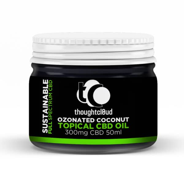 OZONATED CBD TOPICAL SKIN ISSUE RESOLVER