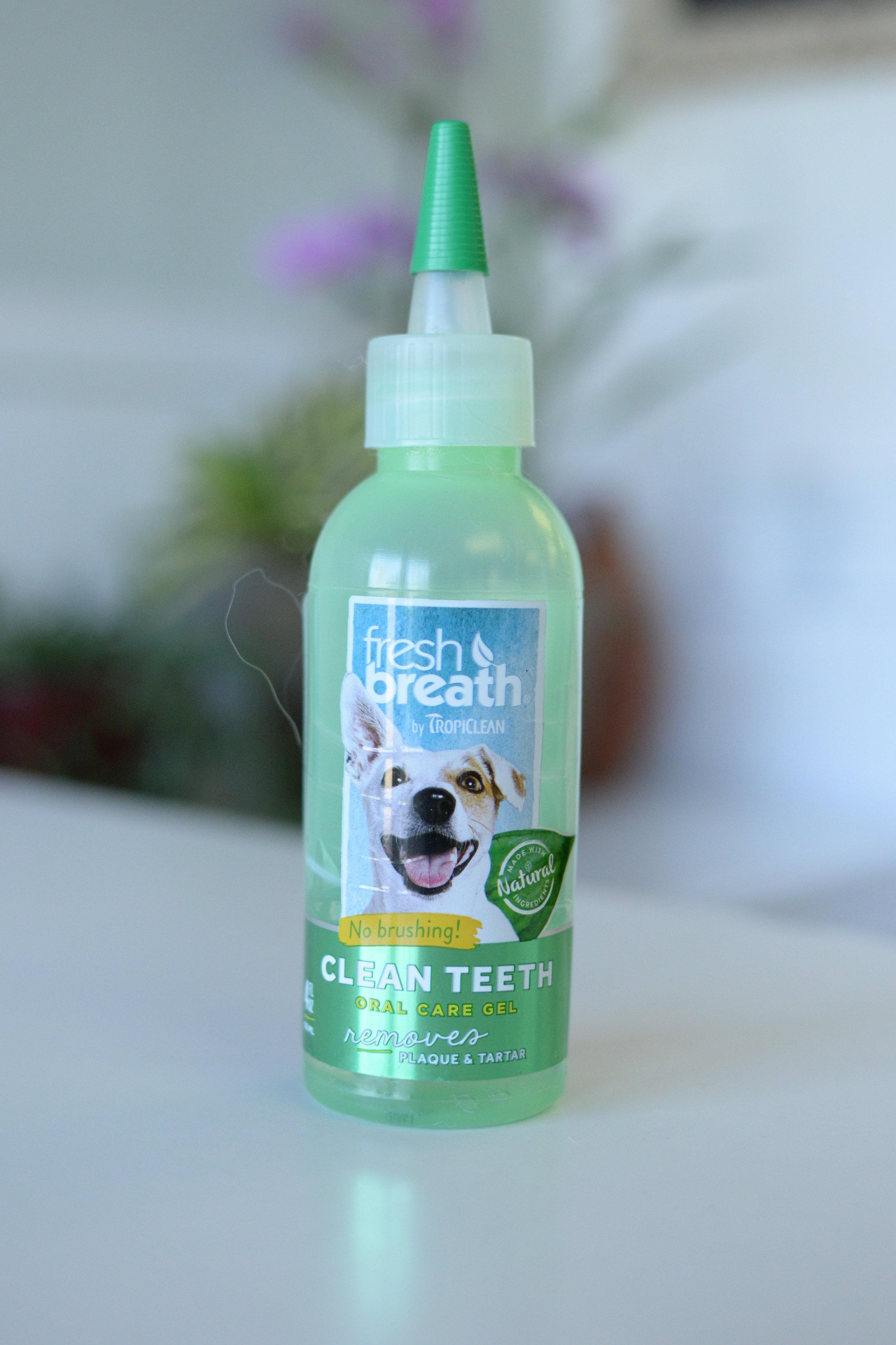 """""""Fresh Breath"""" Oral Care Gel"""