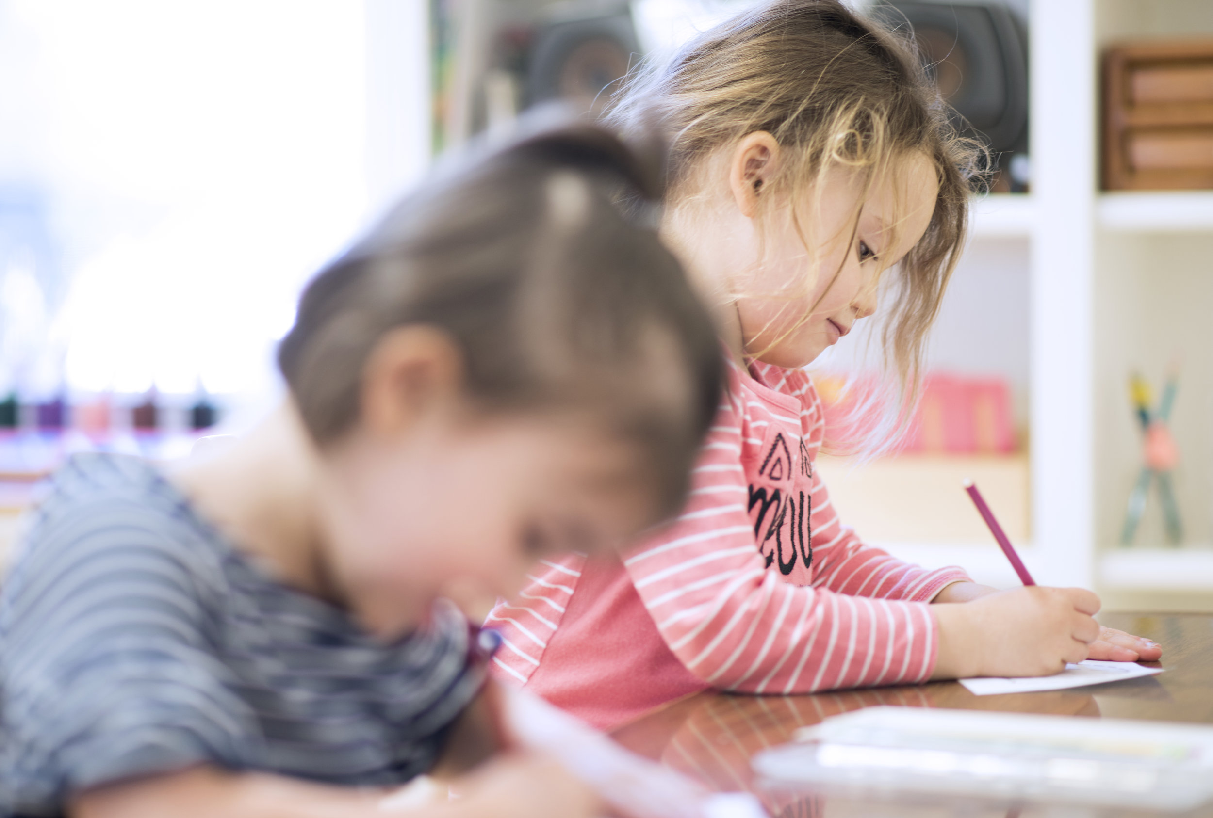 Are we a good fit for your family? - Northside Montessori School's philosophy proves educating the whole child produces real results.