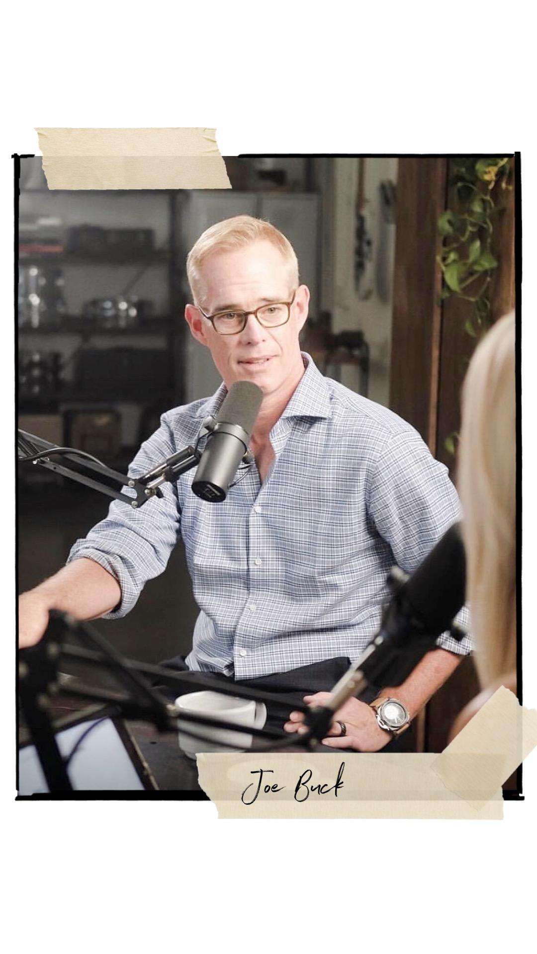 Joe Buck  ( Fox Sports Broadcaster, Author)