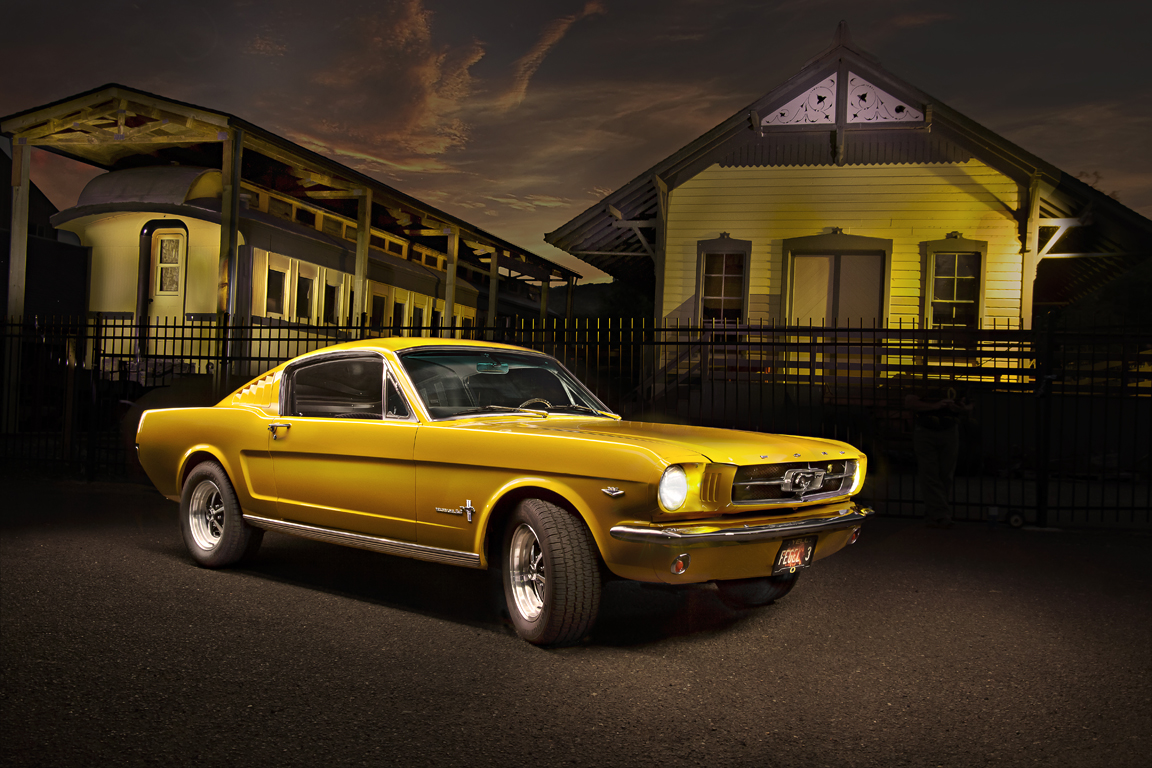 '65 Yellow Mustang Fastback.jpg