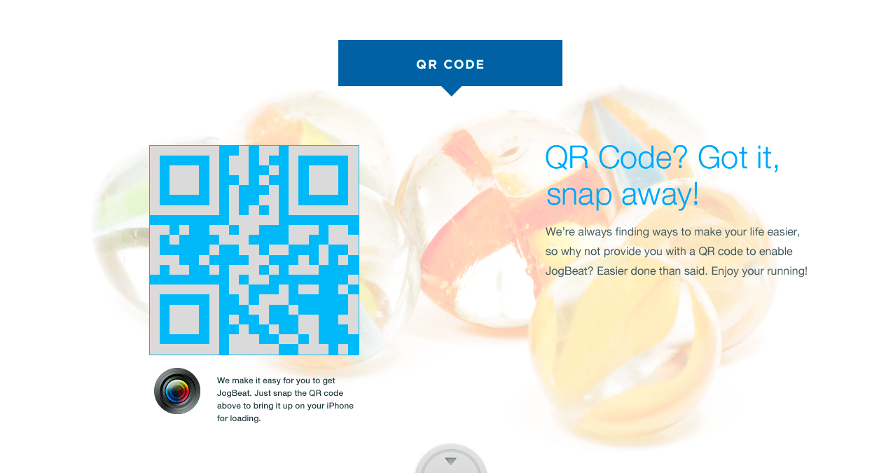 The client wanted to integrate a QR component to help speed up installations.