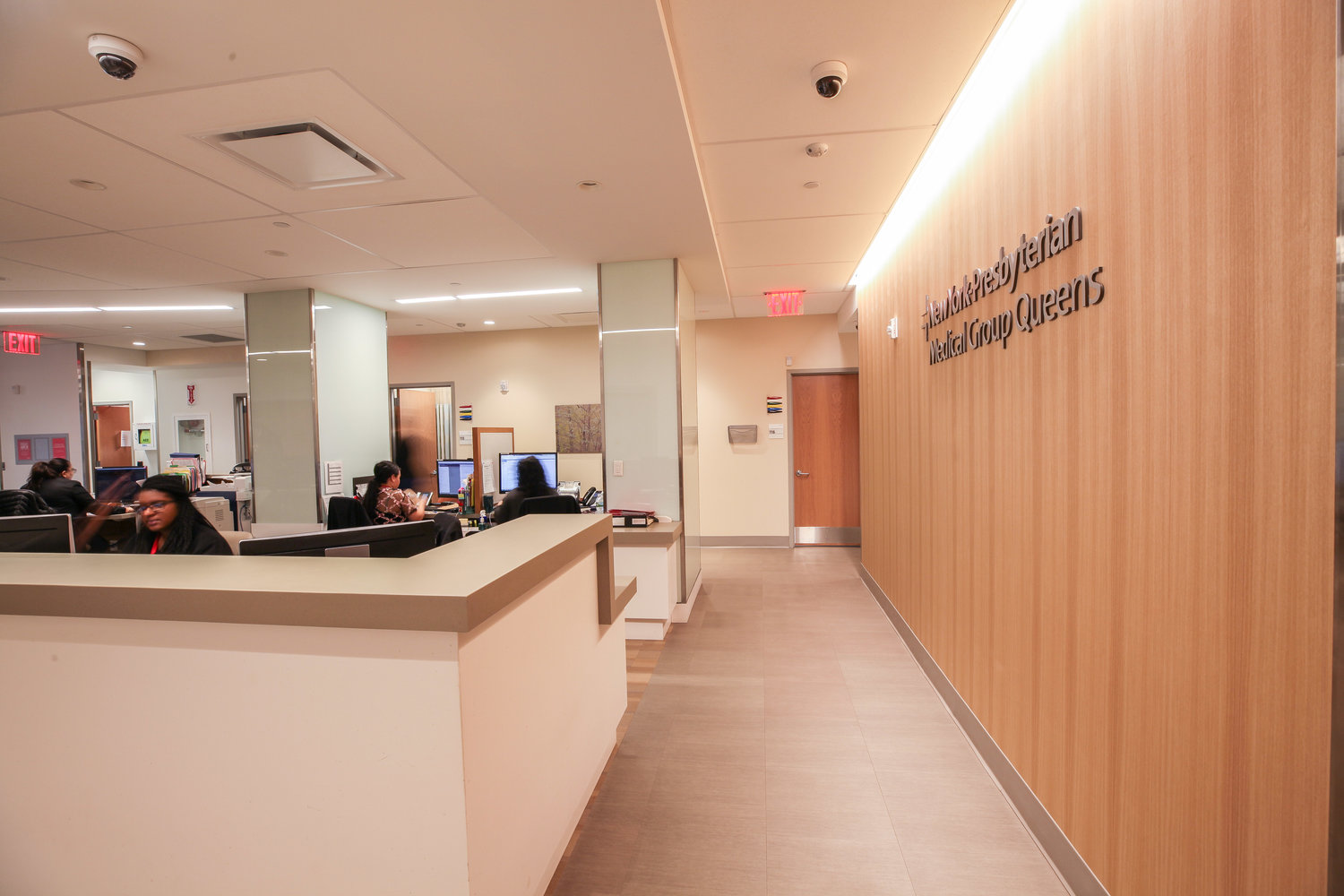 New York Hospital Queens - Multi-Practice Medical Office