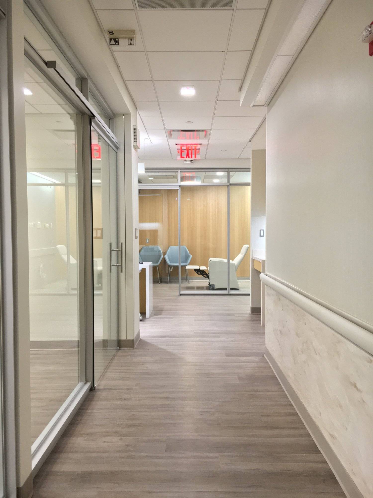 Mount Sinai Medical Center - Dubin Breast Center - Pre-Op