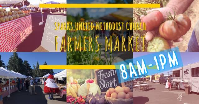 Farmers' Market - Every Tuesday!