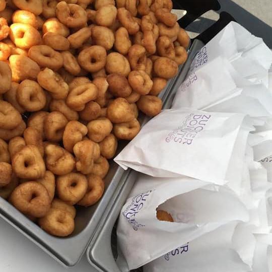 Zucker donuts - a sweet treat