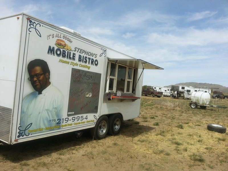 Stephon's Mobile Bistro - burgers & more