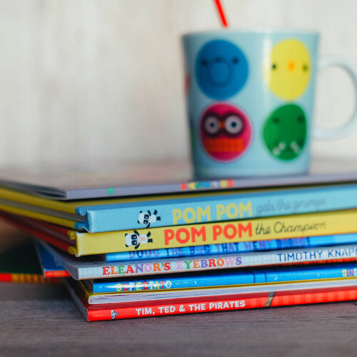 inspiring young readers with new books