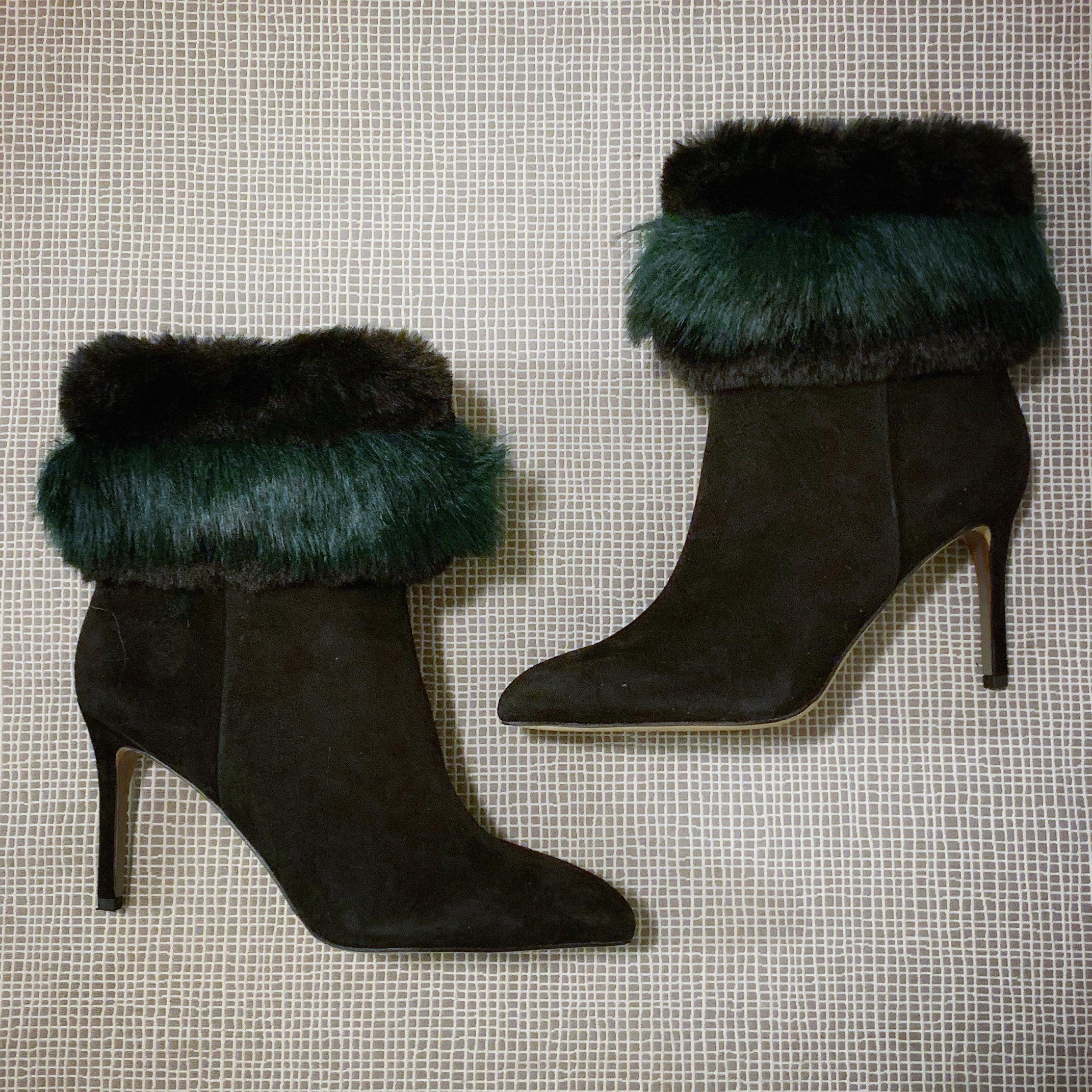 Shoes:    Sam Edelman