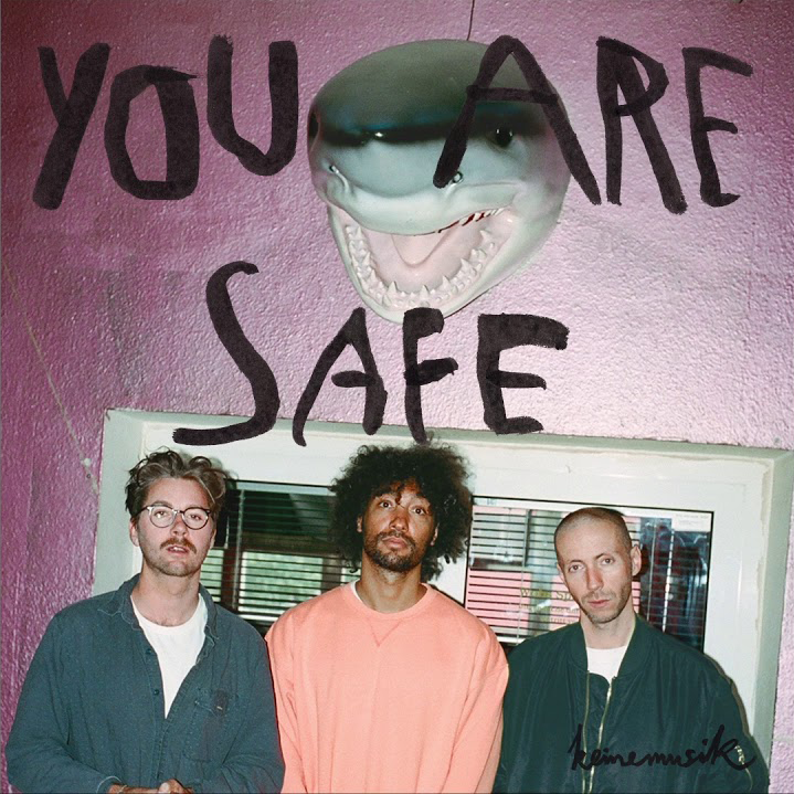 YOU ARE SAFE - BANDCAMP