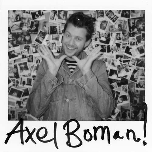 BIS RADIO SHOW #951 WITH AXEL BOMAN