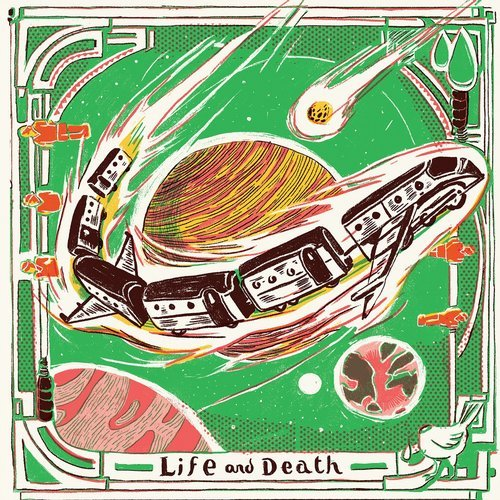 MARVIN & GUY - SUPERIOR CONJUNCTION (LIFE & DEATH)