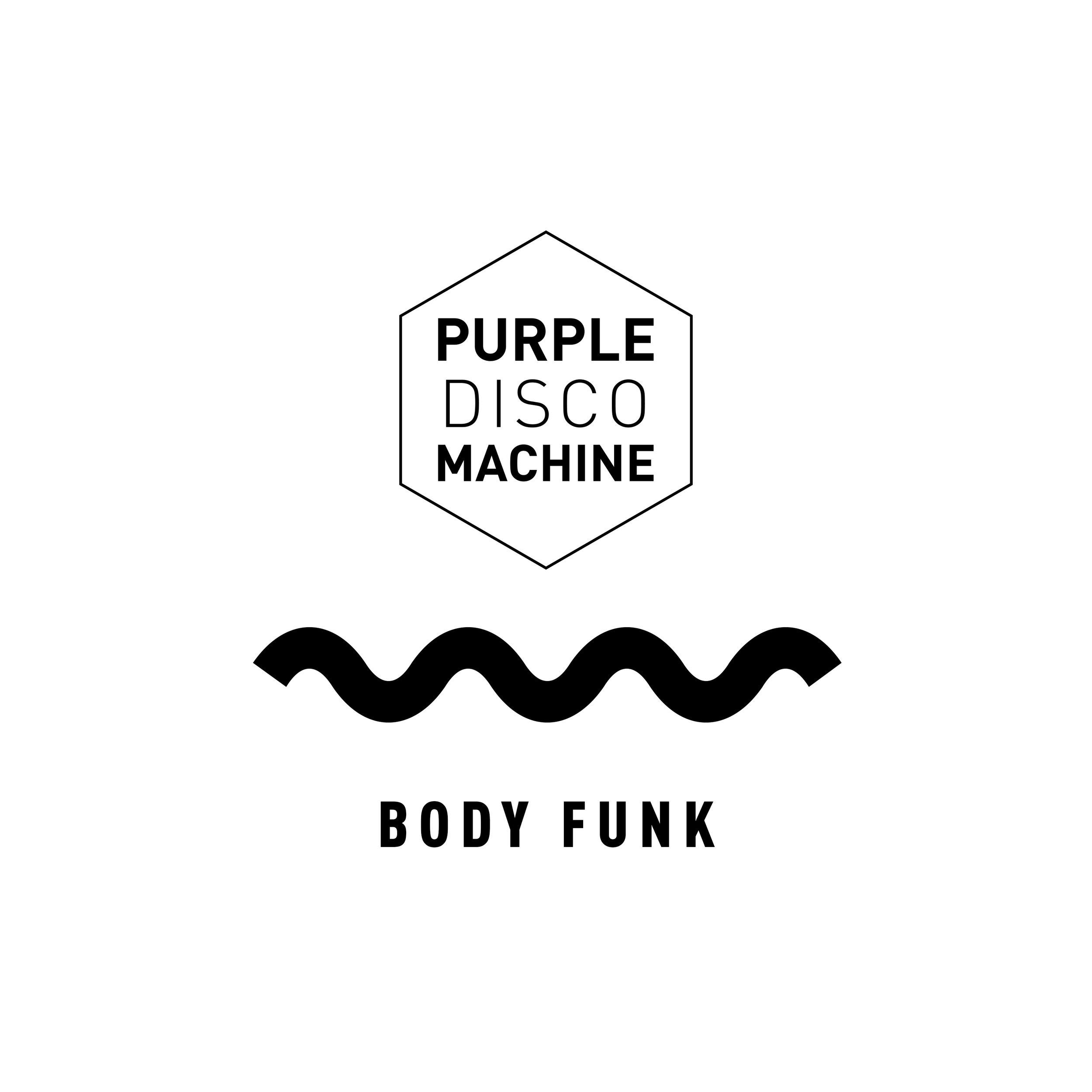 """PURPLE DISCO MACHINE RELEASES """"BODY FUNK"""""""