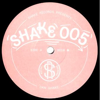 DAN SHAKE 'FREAK' EP