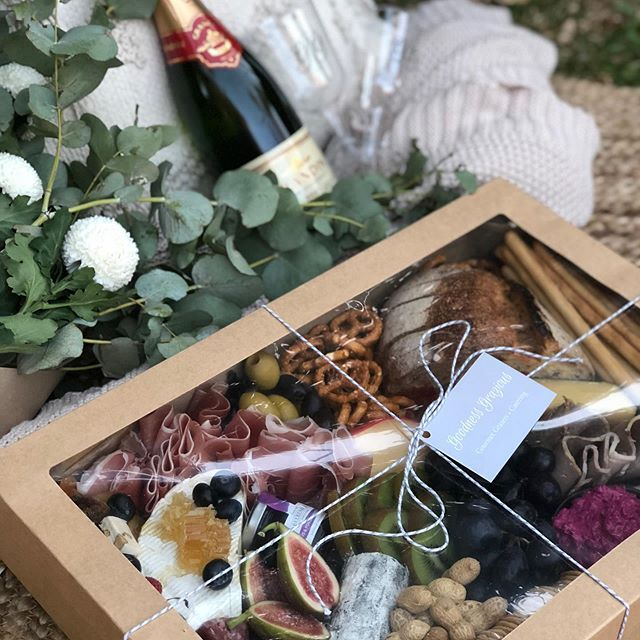 Our website is ready and waiting to take your order for a wonderful weekend Grazing Box! Hurry, orders close 5pm Friday ✨