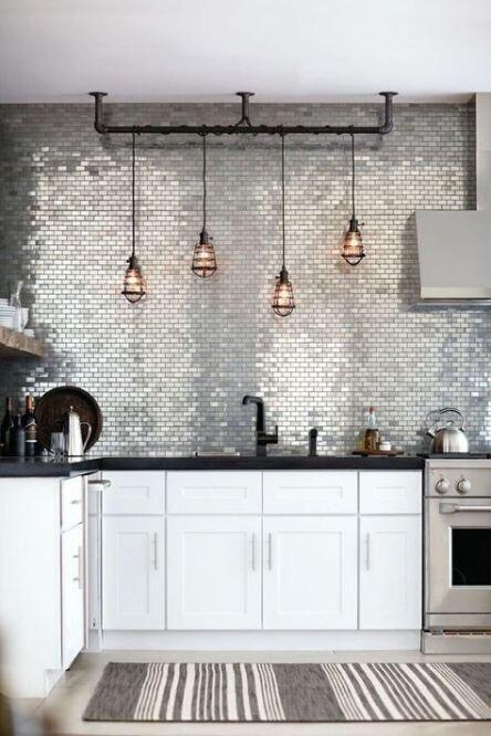 Trends In Tile Updating Your Kitchen Backsplash Liven Design