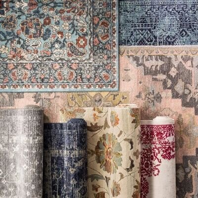 Vintage Inspired Rugs For Every Budget