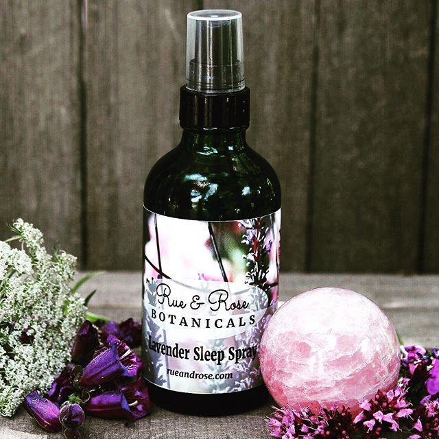 Introducing our new Lavender Sleep Spray!