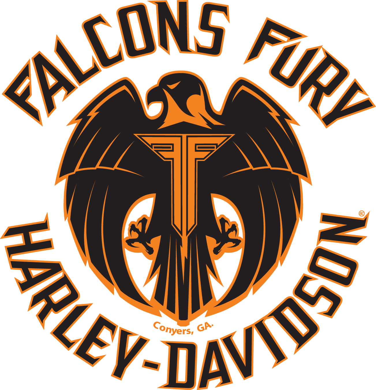 NFC #118 SATURDAY, MAY 11@ FALCONS FURY HARLEY-DAVIDSONCONYERS -