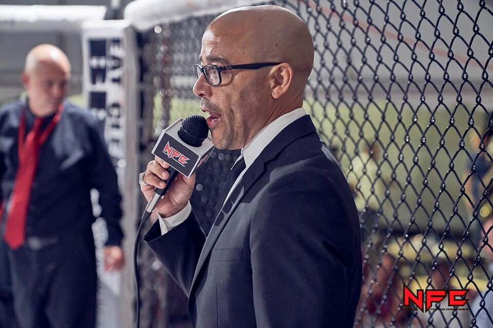 JOSE SANTIAGO - NFC ANNOUNCERBOXING TRAINER AT LOCAL GYMFORMER AMATEUR BOXERHAS HOSTED INSIDE PUNCH TV SHOW ON COMCAST ON DEMAND AND INSIDE PUNCH ON 790 THE ZONE