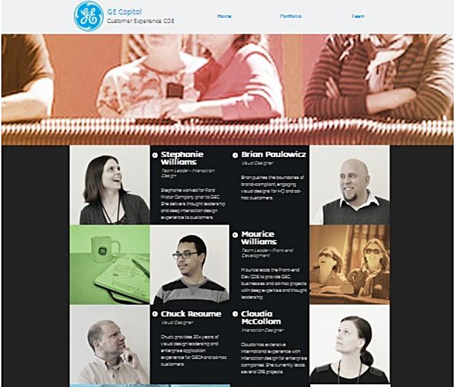 Internal CX Site Redesign